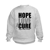 Diabetes Hope Love Cure Sweatshirt