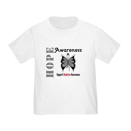 Diabetes Hope Awareness Toddler T-Shirt