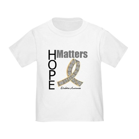 Diabetes Hope Matters Toddler T-Shirt