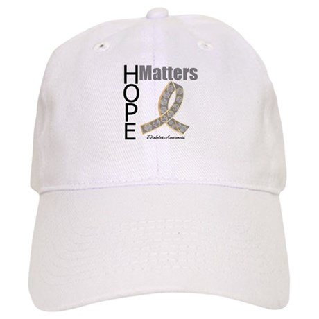 Diabetes Hope Matters Cap