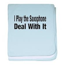 Funny Band baby blanket