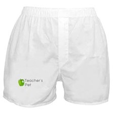 Teacher's Pet Boxer Shorts