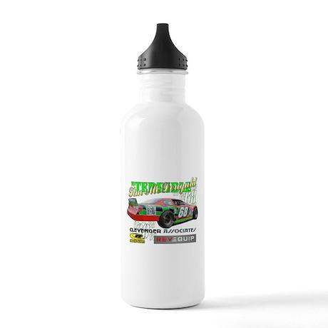 """Terrible"" Tim 1.0L Stainless Water Bott"