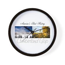 ABH Cumberland Gap Wall Clock