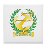 Grand Hope Tile Coaster