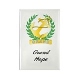 Grand Hope Rectangle Magnet (100 pack)