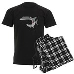 Shark Men's Dark Pajamas