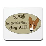 they YODEL! Mousepad