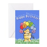 Happy Birthday Card Greeting Cards (Pk of 20)