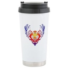 Greyhound Ceramic Travel Mug
