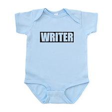 Writer Castle Infant Bodysuit