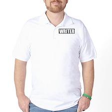 Writer Castle Golf Shirt