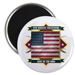9th Indiana Volunteer Infantr Magnet