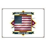 9th Indiana Volunteer Infantr Banner