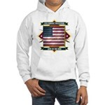 9th Indiana Volunteer Infantr Hooded Sweatshirt