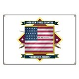 10th New York Infantry Banner