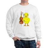 Cello Chick Sweatshirt