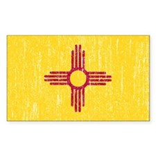 Vintage New Mexico Decal