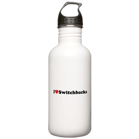 Switchbacks Mt. Whitney Stainless Water Bottle 1.0