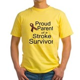 Proud Parent with ribbon T