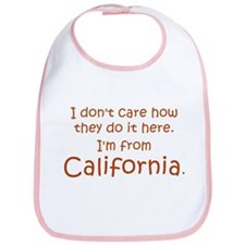 From California Bib