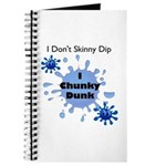 Chunky Dunk Journal