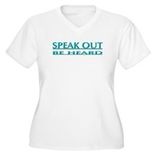 Cute Speak up T-Shirt