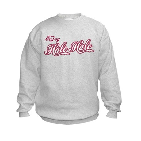 Enjoy Halo Halo Kids Sweatshirt
