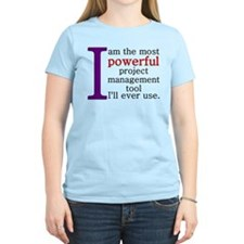 Project Management Tool T-Shirt
