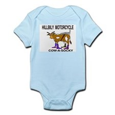 cow-a-socky Infant Bodysuit