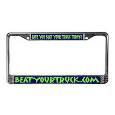 BYT License Plate Frame