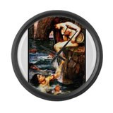 Best Seller Merrow Mermaid Large Wall Clock