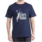 Tennis : Rule the Court Dark T-Shirt