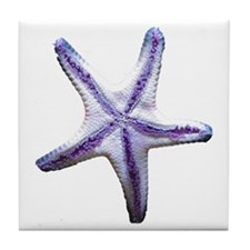 Starfish Tile Coaster