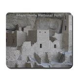 Mesa Verde National Park - Cliff Dwelling Mousepad