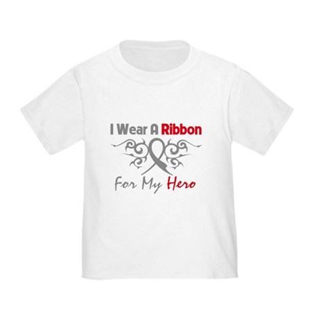 Diabetes I Wear A Ribbon Toddler T-Shirt