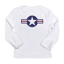 USA Roundel Long Sleeve Infant T-Shirt