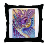 Valley Cat 1 Throw Pillow