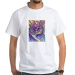 Valley Cat 1 White T-Shirt