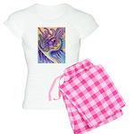 Valley Cat 1 Women's Light Pajamas