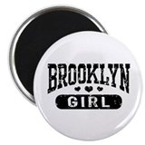 Brooklyn Girl Magnet