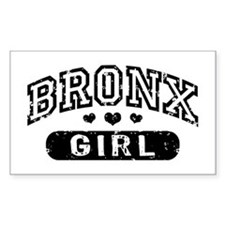 Bronx Girl Decal