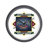 8th Kansas Volunteer Infantry Wall Clock