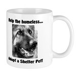 Help The Homeless Mug