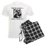 Help The Homeless Men's Light Pajamas