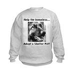 Help The Homeless Kids Sweatshirt