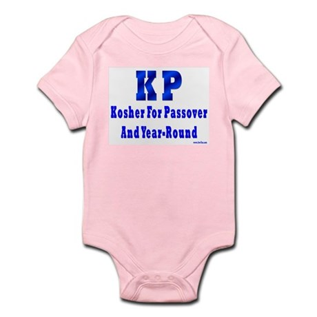 Kosher 4 Passover Infant Bodysuit