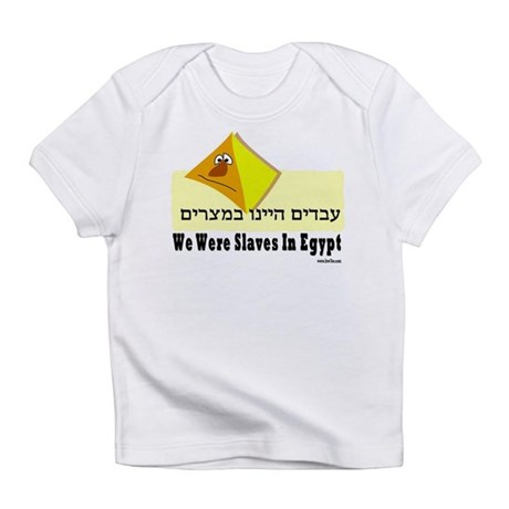 We Were Slaves Passover Infant T-Shirt