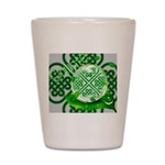Celtic Artwork Designs Shot Glass