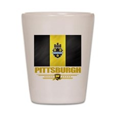Pittsburgh Pride Shot Glass